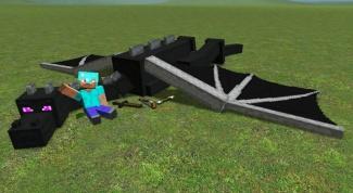 Как в minecraft вызвать дракона