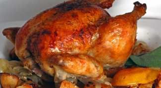 Как приготовить курицу-гриль в духовке
