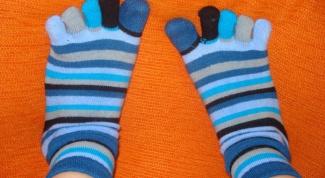Какие носки связать в подарок