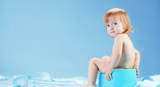 How to potty train with one and a half years