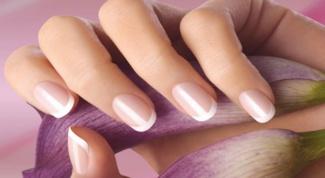 Подстригать ногти или подпиливать