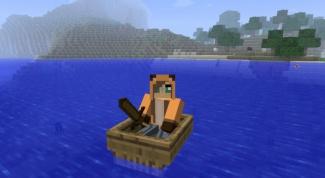 Как сделать причал и лодки в minecraft