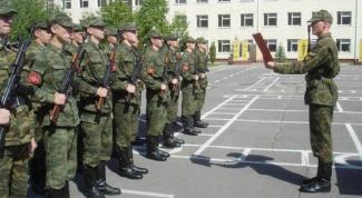 Кого не берут в армию