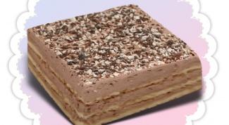 Торт «Александра»