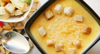 Как приготовить кукурузный суп-пюре