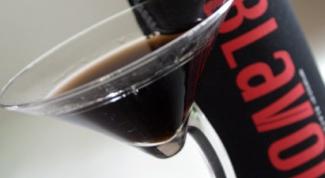 Кто придумал черную водку