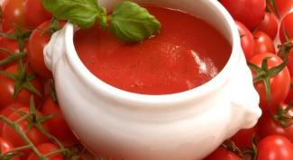 Как сделать кетчуп без уксуса
