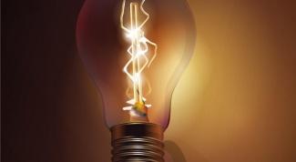 Кто изобрел лампочку