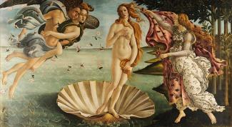 Самые известные картины итальянских художников эпохи Возрождения