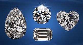 Какие бывают бриллианты