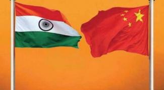 Индия и Китай  - два будущих мировых лидера