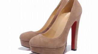 Как купить туфли