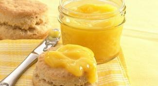 Рецепт лимонного джема