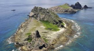 Сенкаку - загадочный остров с красивым названием