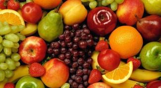 Интересные факты о фруктах