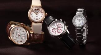Какие бывают часы