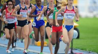 Легкая атлетика - королева спорта