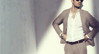 Какие мужские костюмы в моде в сезоне весна -лето 2014