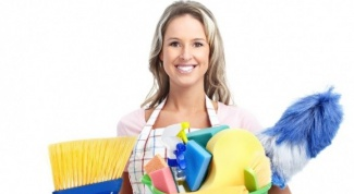 Duties of specialist cleaning