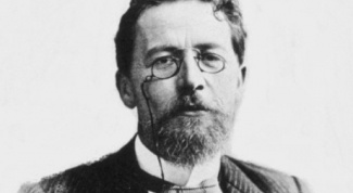 What works was written by A. P. Chekhov