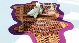 Что делать со старым ковром