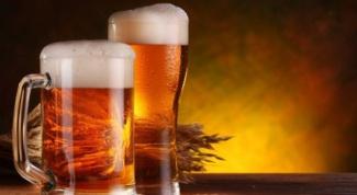 A beer is more harmful