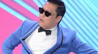 Кто исполняет песню gangnam style