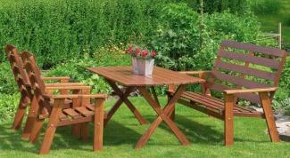 Деревянная мебель - как выбрать самую красивую и долговечную