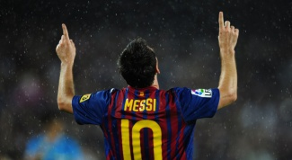 How many goals Lionel Messi