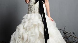 Свадебные платья с розами