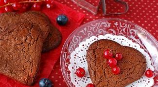 Как приготовить печенье ко дню Святого Валентина
