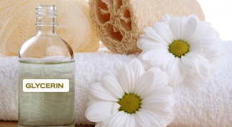 How to use glycerin for cosmetic purposes