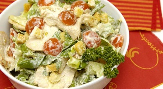 How to cook Caesar salad