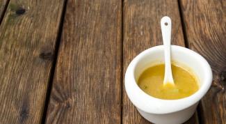 Как приготовить универсальный соус с горчицей, медом и яблочным уксусом