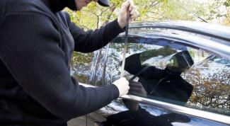 7 щитов защиты от угона автомобиля