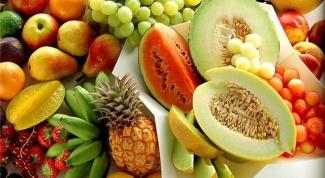 Очищающая диета «Лето»