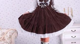 Платья в стиле Лолита