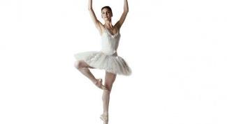 Что едят балерины