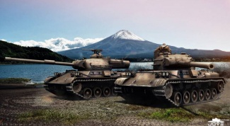 Whether to swing the Japanese branch of medium tanks?