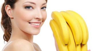 Банановые маски для волос