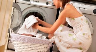 Химчистка на дому: белые вещи