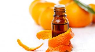 Чем полезно эфирное масло горького апельсина