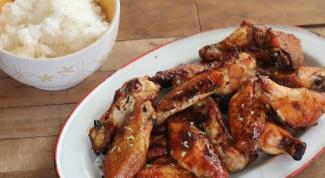 Как приготовить куриные крылышки с хрустящей корочкой