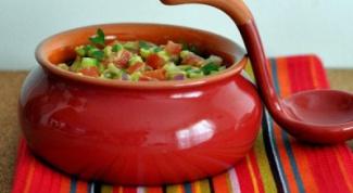 Как приготовить мексиканский соус сальса