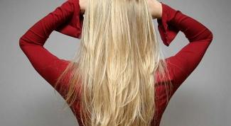 Как стать блондинкой