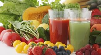 Какая польза свежевыжатых соков?