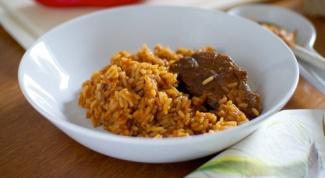 Как приготовить коккинисто с рисом и овощами