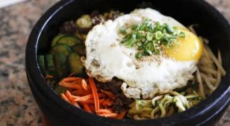 Основные особенности корейской кухни