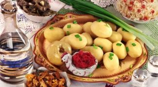 Национальные блюда России