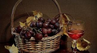 Чем полезен виноградный сок